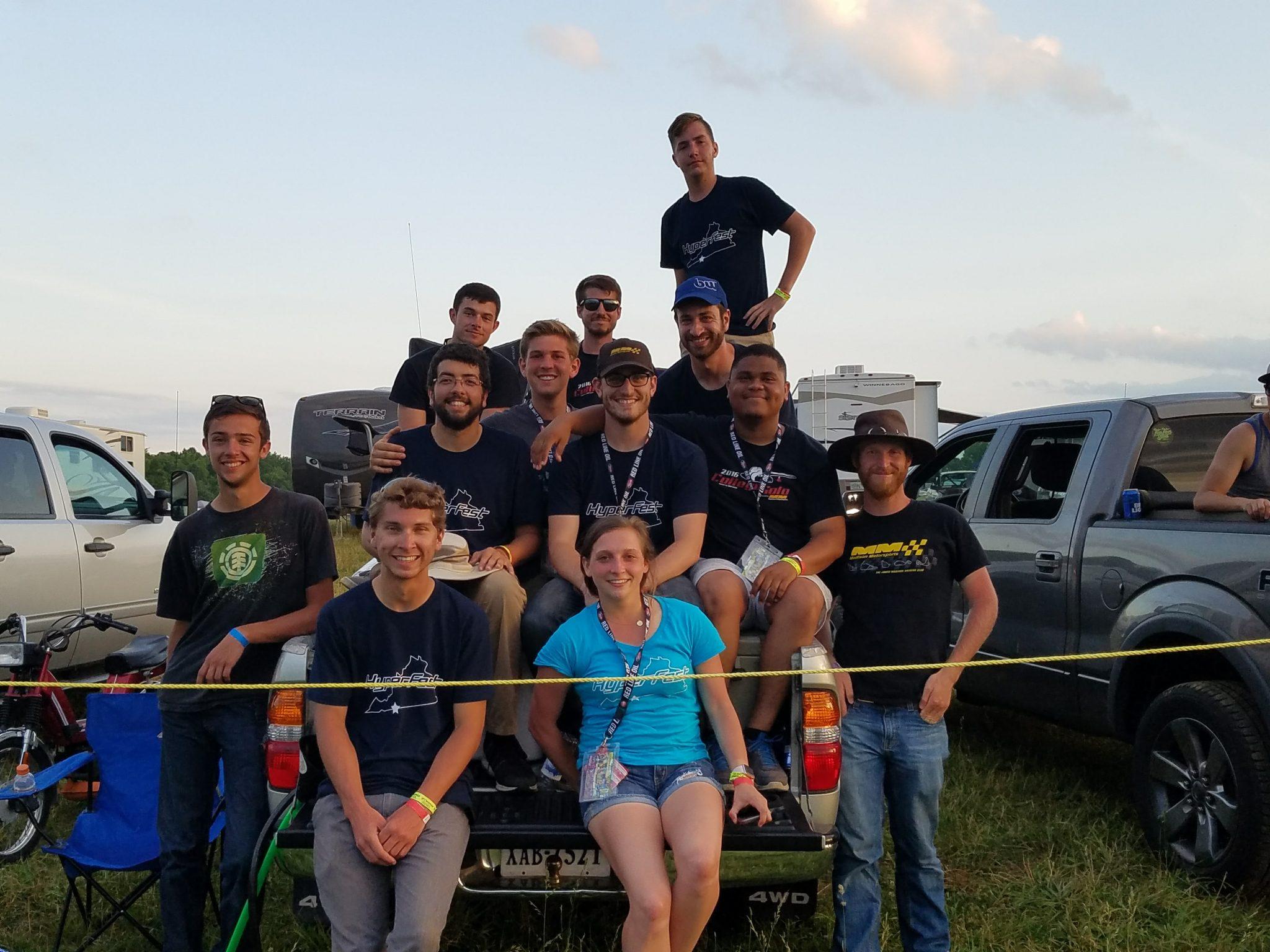 Madison Motorsports group photo