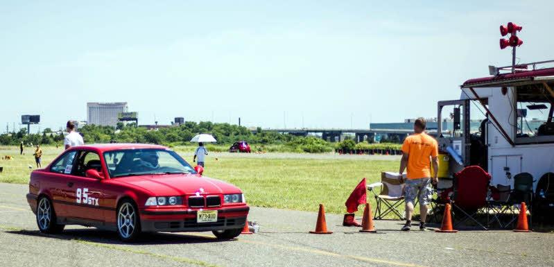 autocross start