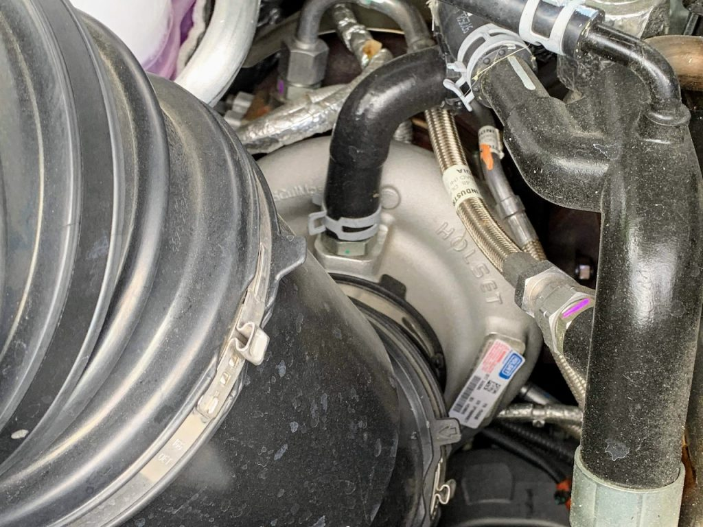 2019 Ram 3500 Laramie Longhorn Cummins High Output turbocharger