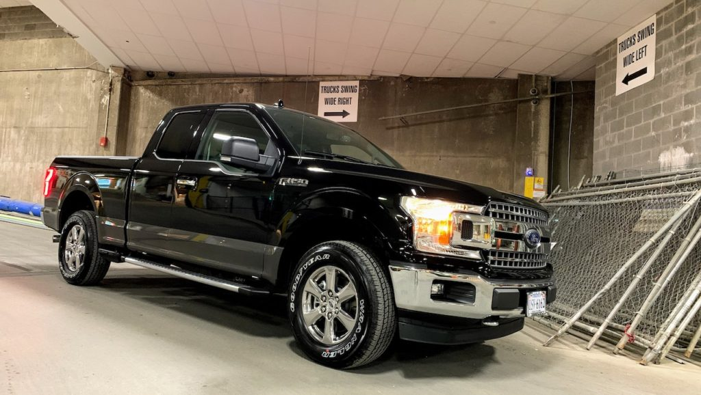 2019 Ford F-150 XLT front right