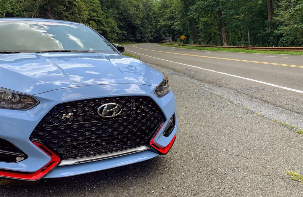 2019 Hyundai Veloster N Route 211