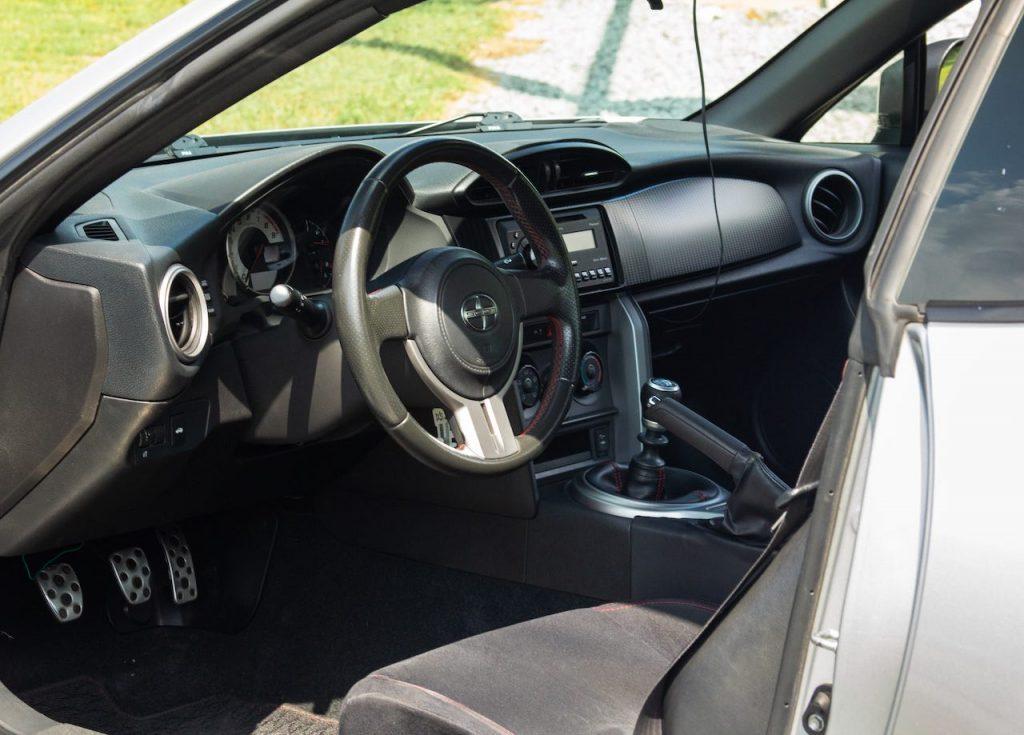 Scion FR-S interior