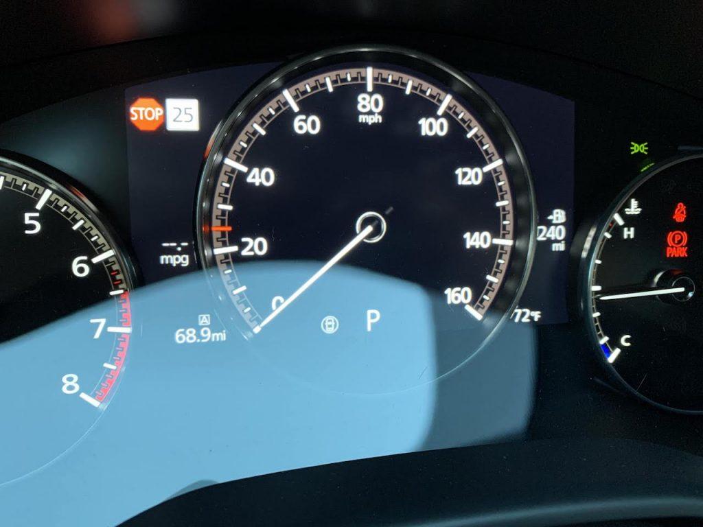2020 Mazda3 i-Activsense