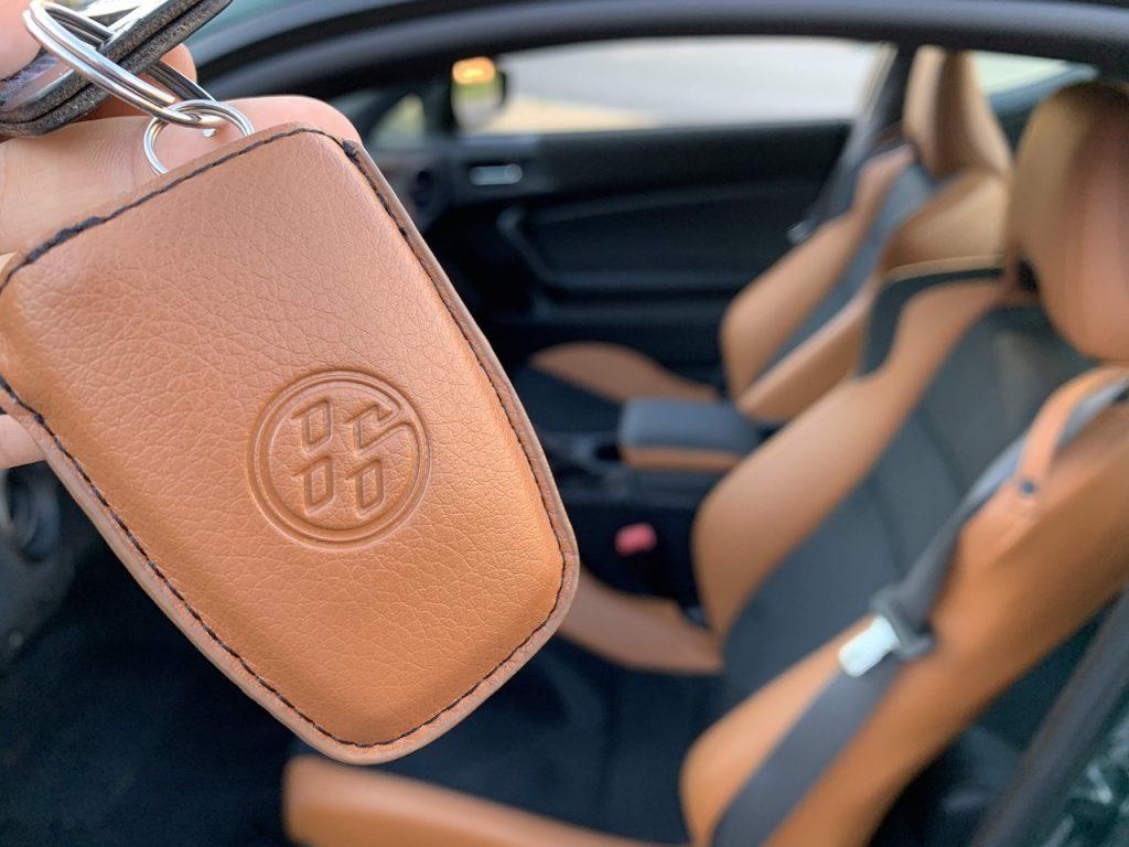 Toyota 86 Hakone key fob cover
