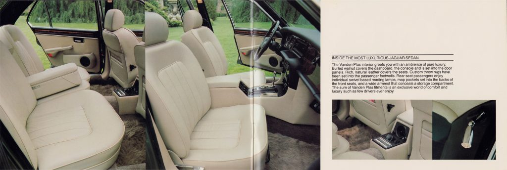 Jaguar VDP Interior 1