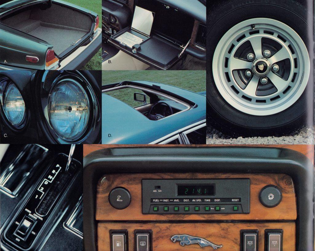 Jaguar XJ6 Brochure 7