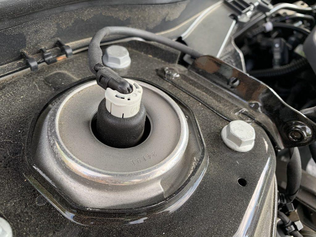 Mercedes A220 Adjustable Damping