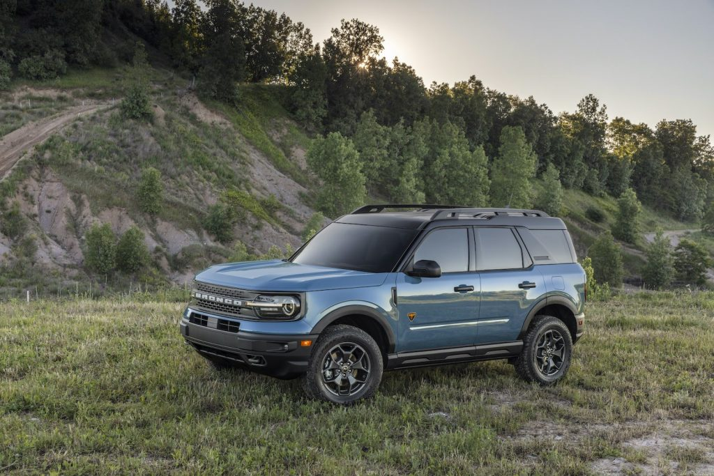 2021 Ford Bronco Sport Area 51