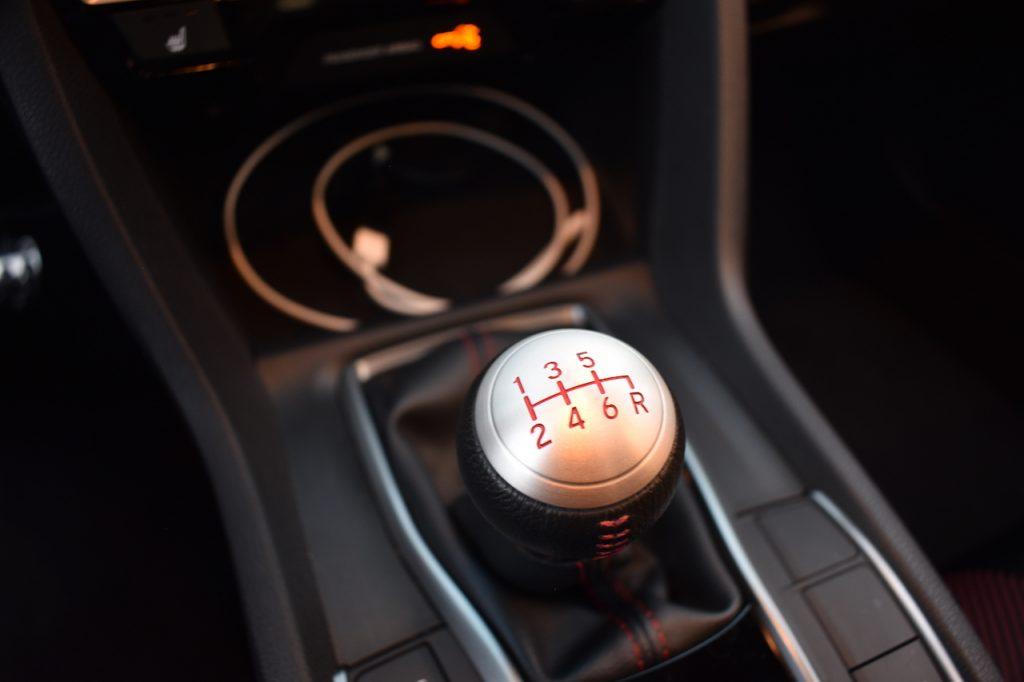 2020 Civic Si shift knob