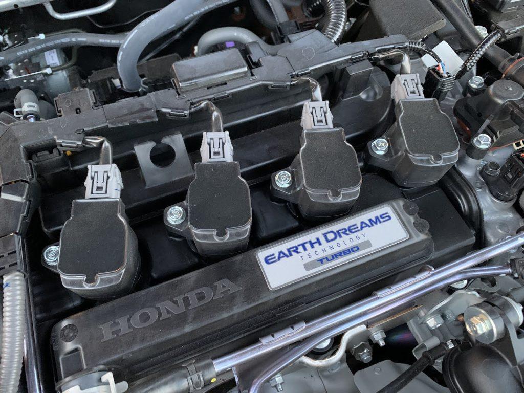 2020 Civic Si engine