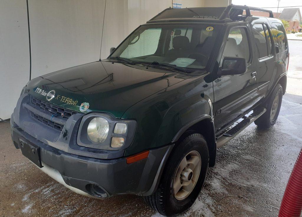 cheap Nissan Xterra