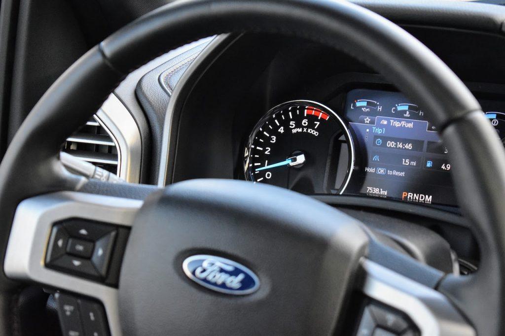 Ford F-250 7.3 Tremor gauges